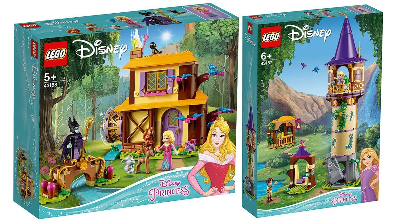 LEGO Disney September 2020