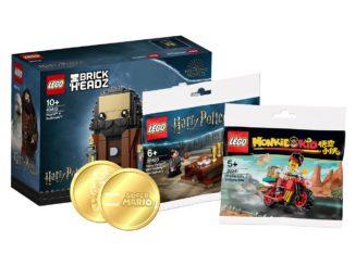 LEGO Gratisbeilagen (GWP) im September 2020