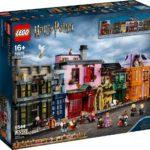 LEGO Harry Potter 75978 Winkelgasse 14