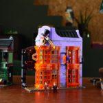 LEGO Harry Potter 75978 Winkelgasse Lifestyle 13