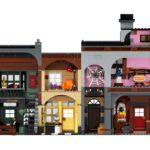 LEGO Harry Potter 75978 Winkelgasse Produktbilder 1