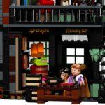 LEGO Harry Potter 75978 Winkelgasse Produktbilder 11