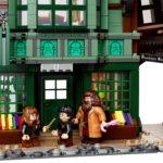 LEGO Harry Potter 75978 Winkelgasse Produktbilder 15