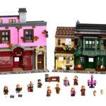 LEGO Harry Potter 75978 Winkelgasse Produktbilder 16