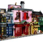 LEGO Harry Potter 75978 Winkelgasse Produktbilder 6