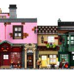 LEGO Harry Potter 75978 Winkelgasse Produktbilder 7