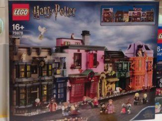 LEGO Harry Potter Winkelgasse Frankreich