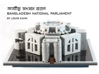 LEGO Ideas Bangladesch Parlament (1)