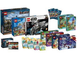 LEGO Neuheiten September 2020