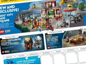 LEGO Store Flyer September 2020