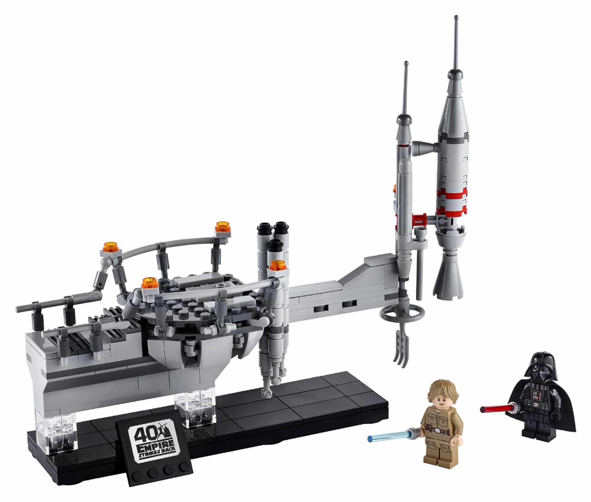 LEGO Star Wars 75294 Duell auf Bespin