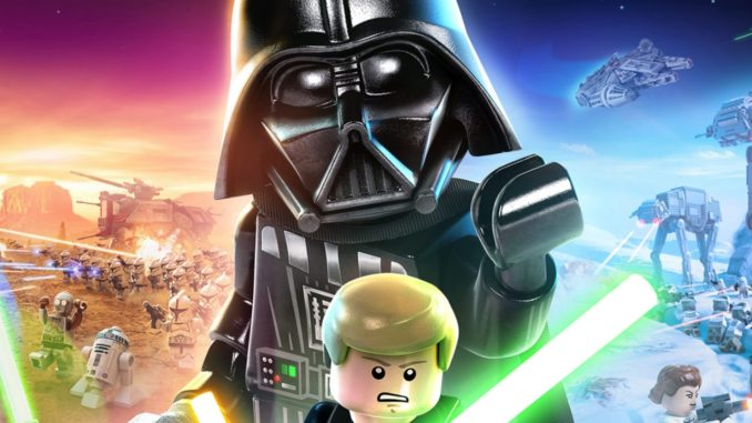 LEGO Star Wars Die Skywalker Saga
