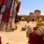 LEGO Star Wars Die Skywalker Saga Mos Eisely