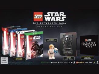 LEGO Star Wars Skywalker Saga Vorbestellung Amazon Titel