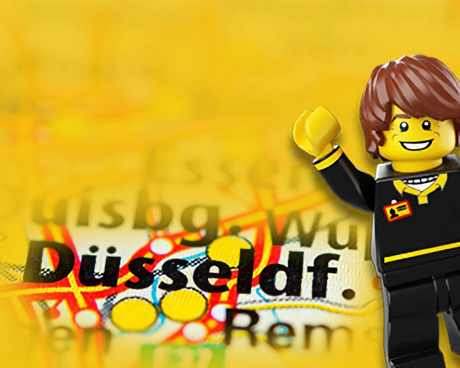 LEGO Store Düsseldorf
