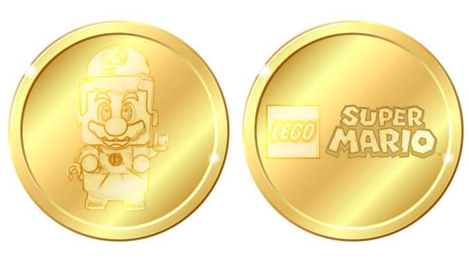 LEGO Super Mario Coin