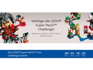 LEGO Super Mario Live Challenge
