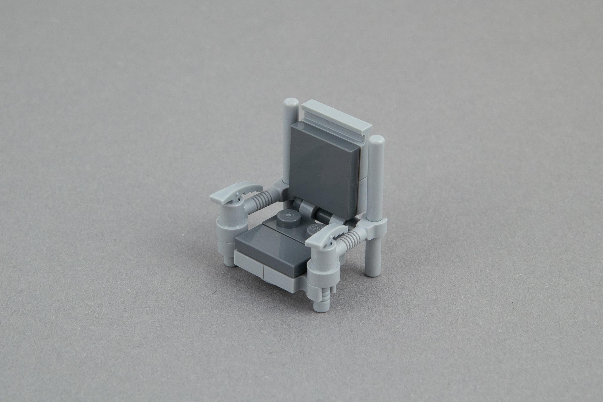LEGO Terrasse Moc Gartenstuhl (1)