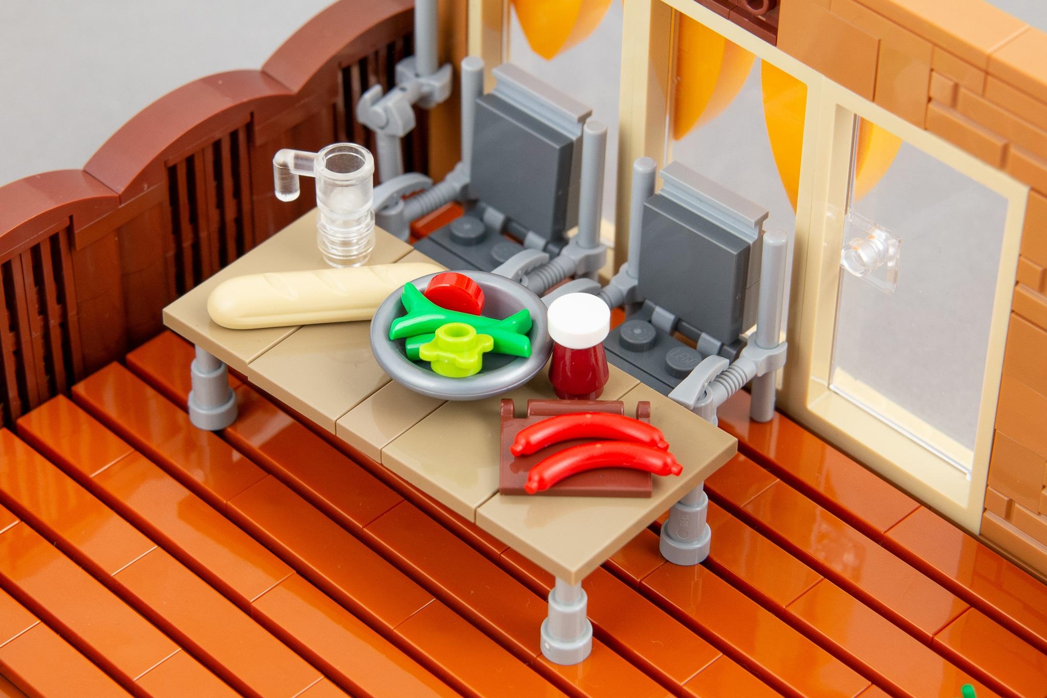 LEGO Terrasse Moc Grillen (18)