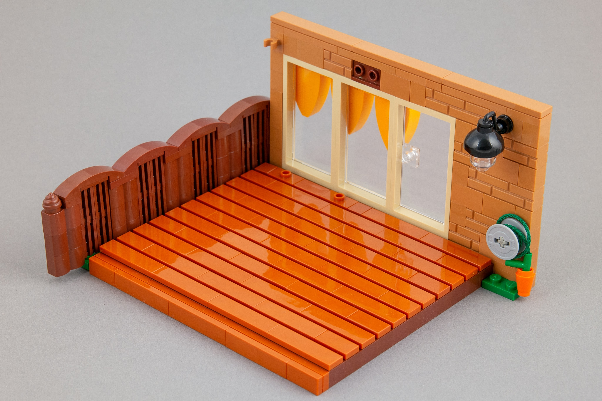 LEGO Terrasse Moc Grillen (21)