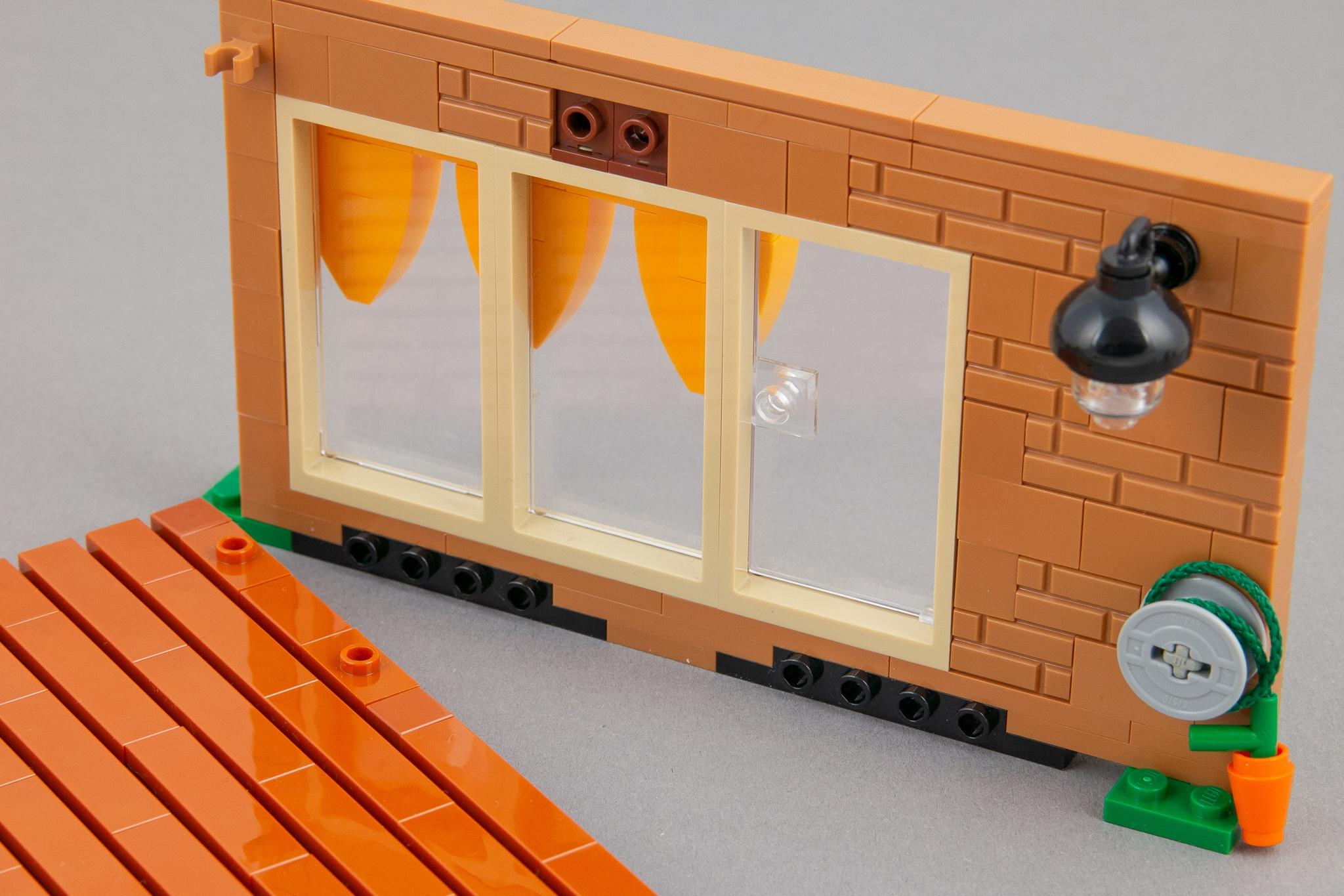 LEGO Terrasse Moc Grillen (23)