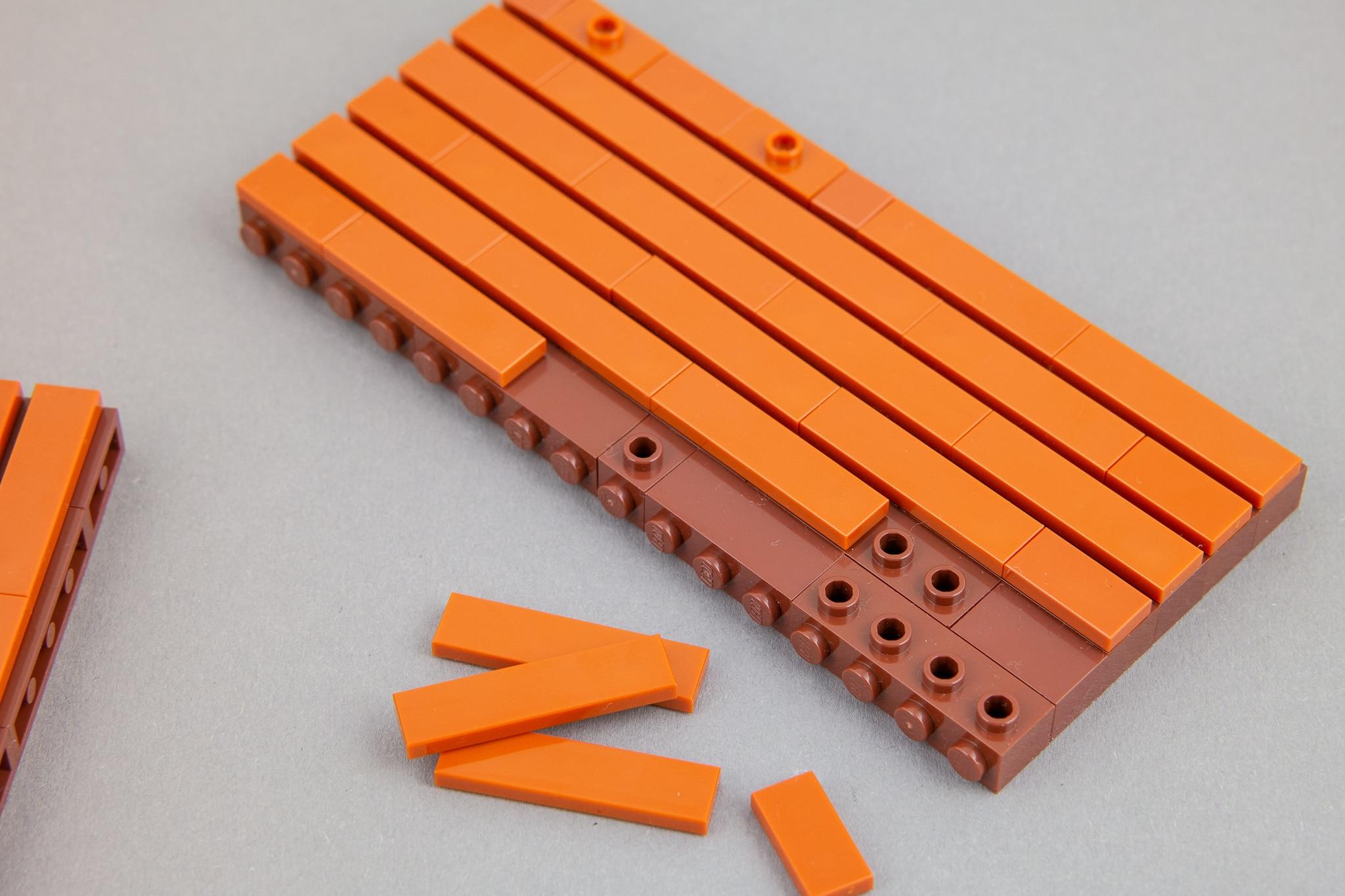 LEGO Terrasse Moc Grillen (26)