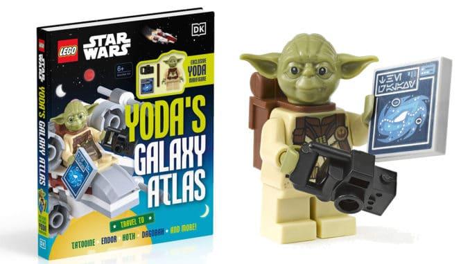 LEGO Yodas Galaxy Atlas