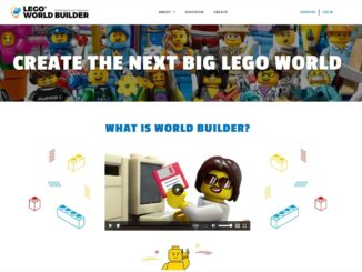 LEGO World Builder2