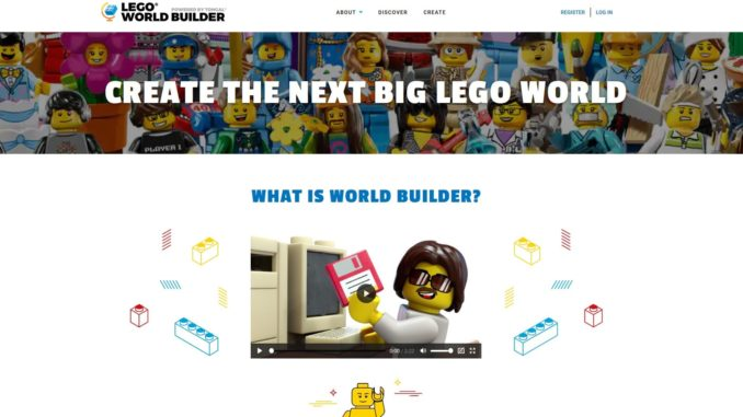 LEGO World Builder2