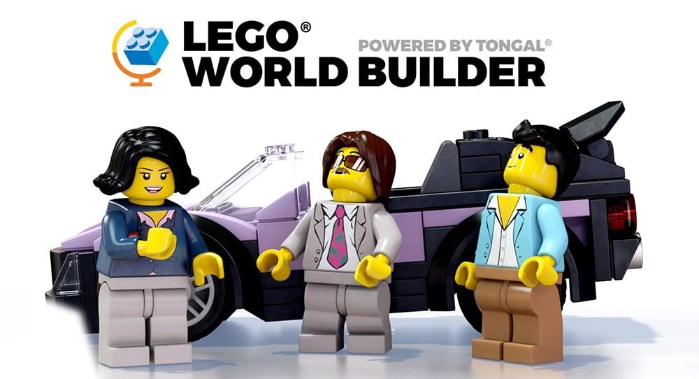 LEGO World Builder Offiziell