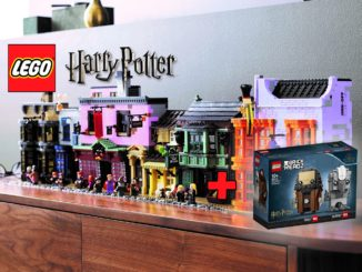LEGO Harry Potter 75978 Winkelgasse Plus Gratisbeilage