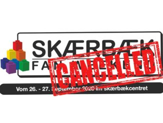 Skaerbaek Festival 2020 Canceled