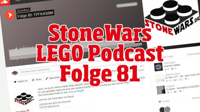 Stonewars Podcast Folge 81