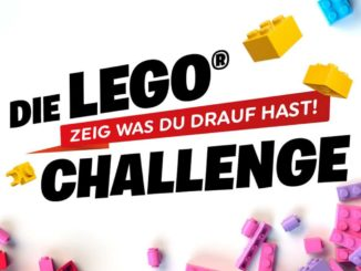 Die LEGO Challenge Bauwettbewerb Smyths Toys