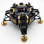 LEGO 10266 Nasa Apollo 11 Mondlandefähre - Bauabschnitt 3 1
