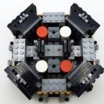 LEGO 10266 Nasa Apollo 11 Mondlandefähre - Bauabschnitt 2 von oben
