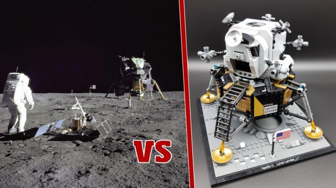 LEGO 10266 Nasa Apollo 11 Mondlandefähre - Titel