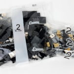 LEGO 10266 Nasa Apollo 11 Mondlandefähre - Tüten 2