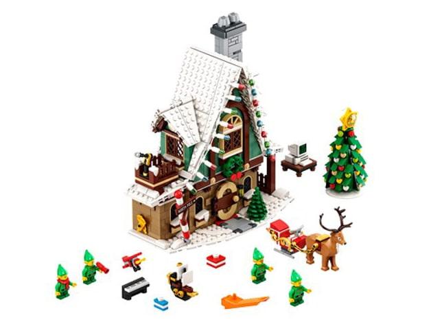 LEGO 10275 Elfen Clubhaus 02