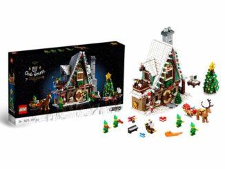 LEGO 10275 Elfen Clubhaus
