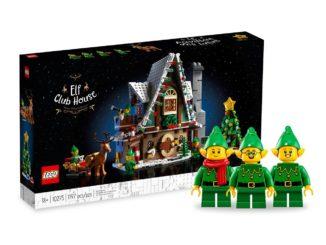 LEGO 10275 Elfen Clubhaus Titel