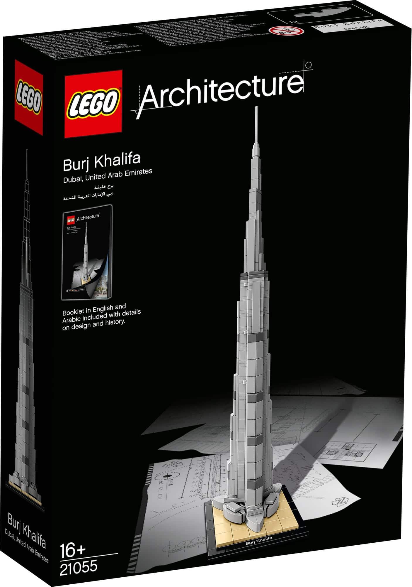 LEGO 21055 Burj Khalifa (2)