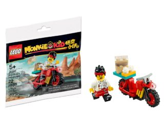 LEGO 30341 Monkie Kid Polybag Gratis