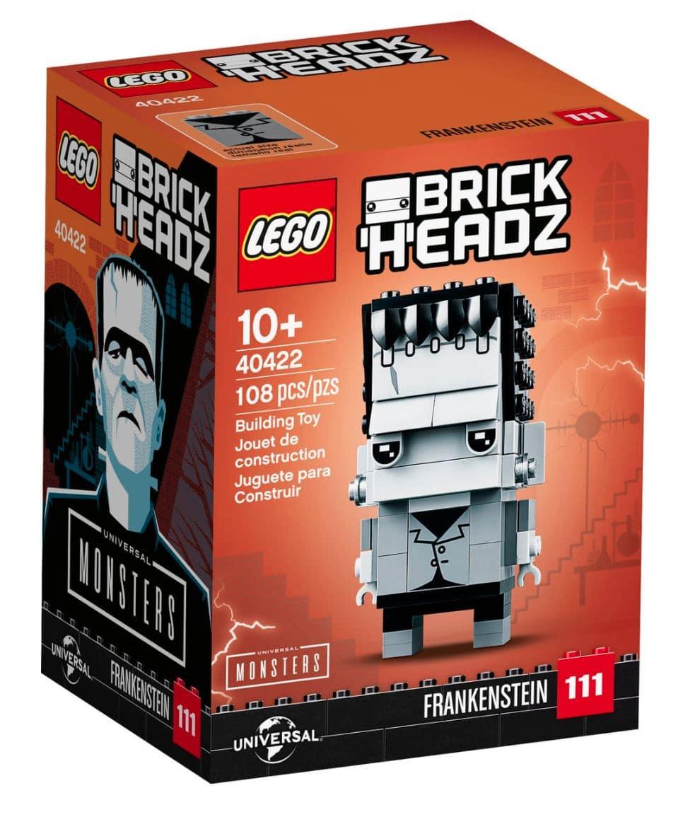 LEGO 40422 Frankenstein Brickheadz 2