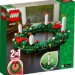 LEGO 40426 Adventskranz (2)