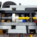 LEGO 42112 Betonmischer Lkw - Bauabschnitt 2 Detail Rutschkupplung