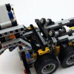 LEGO 42112 Betonmischer Lkw - Bauabschnitt 2 Detail Trichter