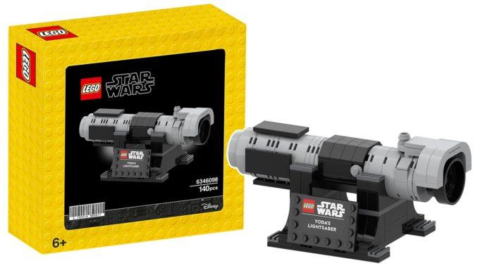 LEGO 5006290 Yodas Lichtschwert Titelbild