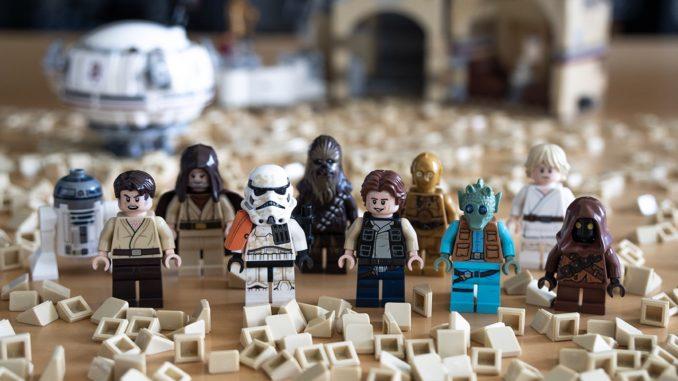LEGO 75290 Cantina Minifiguren