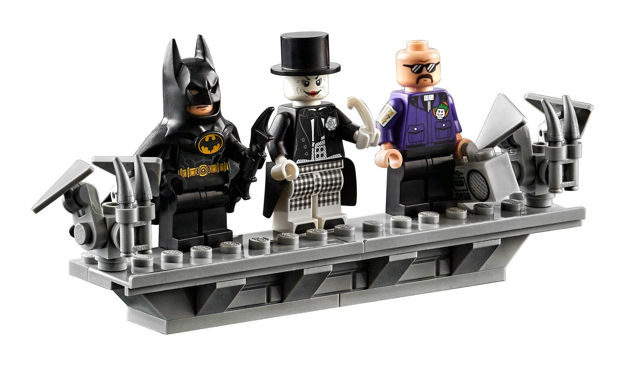 LEGO 76161 1989 Batwing (Minifiguren)